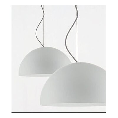 Oluce Sonora Two Lights Suspension Lamp