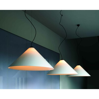 Oluce Snow BI Suspension Lamp