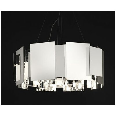 Oluce Coroa Suspension Lamp