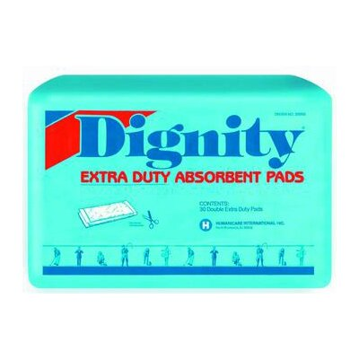 Hartmann USA, Inc. Dignity Extra Duty Double Pad