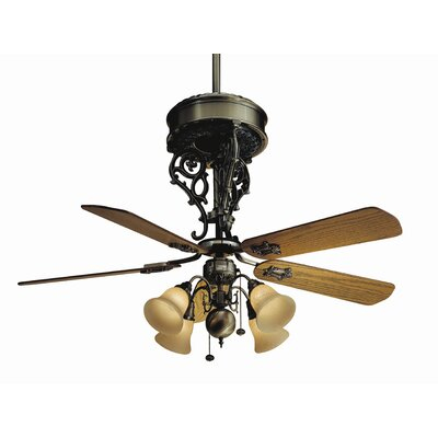 "Casablanca Fan 54"" New Orleans Centennial Ceiling Fan"