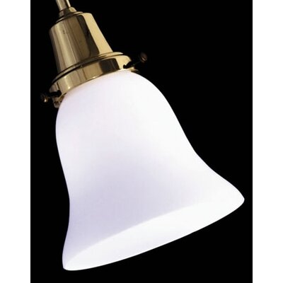 "Casablanca Fan 2.25"" Vianne Opal Matte Glass Shade"