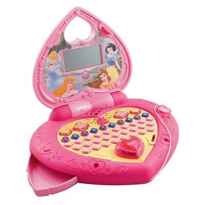 VTech Communications Princess Magical Learning Laptop
