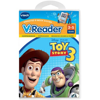 VTech Communications V. Reader Cartridge - Toy Story 3