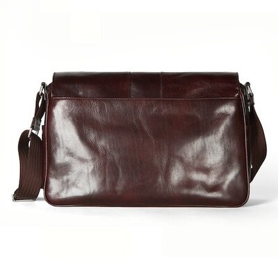 Bosca Old Leather Messenger Bag