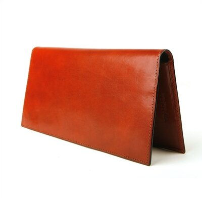Bosca Old Leather Flight Attendant Wallet