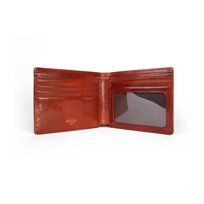Old Leather Executive Wallet