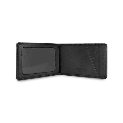 Bosca Tacconi Front Pocket I.D. Wallet with Clip