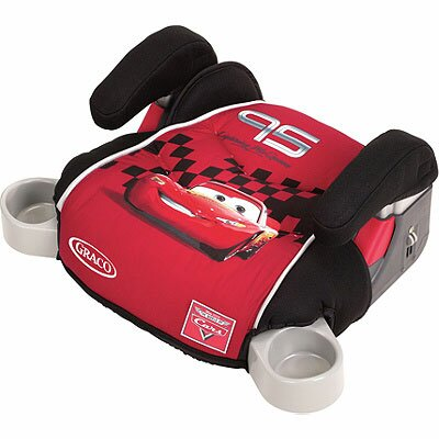 Graco Turbo Backless Booster Car Seat