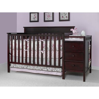 Graco Lauren 4-in-1 Convertible Crib Set