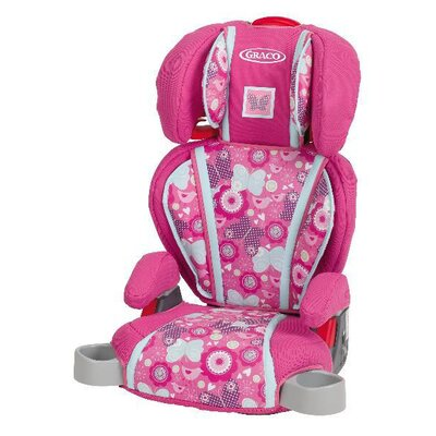 Graco Turbo Hi Back Spitfire Booster seat