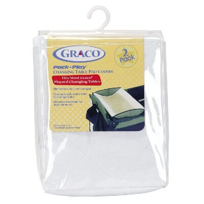 Graco Pack 'n Play Change Pad Cover (Set of 2)