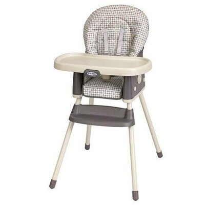 Graco Simple Switch High Chair and Booster Seat