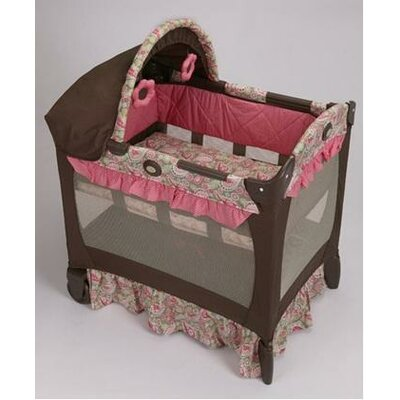 Graco Travel Lite Crib with Stages Bassinet