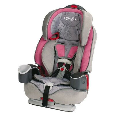 Graco Nautilus 3-in-1 Booster Car Seat - Valerie