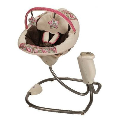 Graco Snug Ride Sweet Snuggle LX 5-Point Infant Soothing Swing