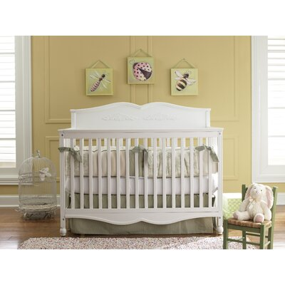 Graco Victoria 4-in-1 Crib in White