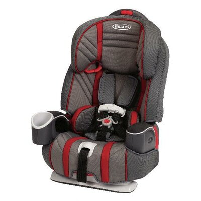 Graco Baby Nautilus 3-in-1 Car Seat