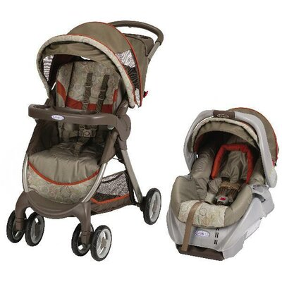 Graco Fast Action Travel System