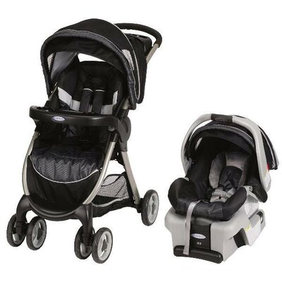 Graco FastAction Fold LX Travel System