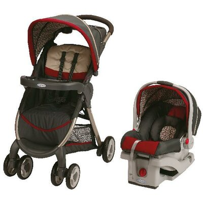 Graco Fast Action Click Connect Snug 30  Travel System