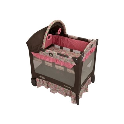 Graco Travel Lite Crib With Stages Canada