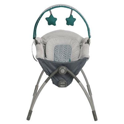 Graco Little Lounger Rocking Seat and Vibrating Lounger