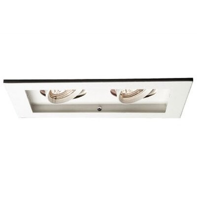 WAC Lighting Multi Spot Recessed Kit