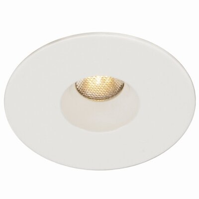 "WAC Lighting LEDme Round Open 2"" Recessed Trim"