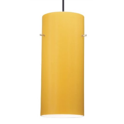 "WAC Lighting 5.13"" Contemporary Drum Pendant Shade"