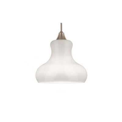 WAC Lighting Clinton Mini Pendant with Dark Bronze Adapter