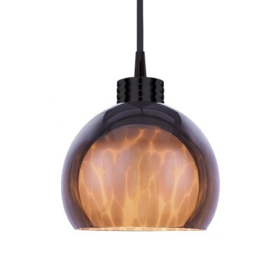 WAC Lighting Contemporary Nova 1 Light Round Pendant