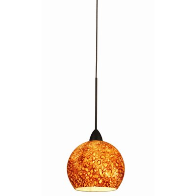 WAC Lighting Americana 1 Light Rhea Line Voltage Pendant