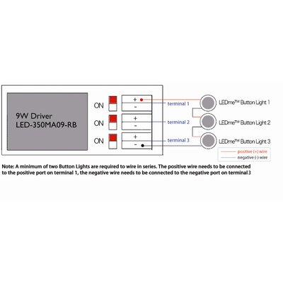 WAC Lighting Puck Dim LED Driver