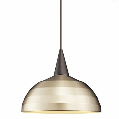 WAC Lighting Industrial Felis 1 Light Pendant