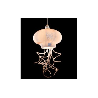 WAC Lighting Crystal Monopoint Pendant