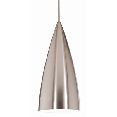 WAC Lighting Industrial Bullet Quick Connect Foyer Pendant