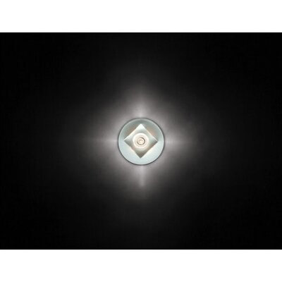 WAC Lighting Beauty Spot Cube Crystal Accent Shade in Clear