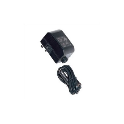 WAC Lighting 60W 12V Class II Mini Electronic Transformer with 6' Detachable Cord and Plug