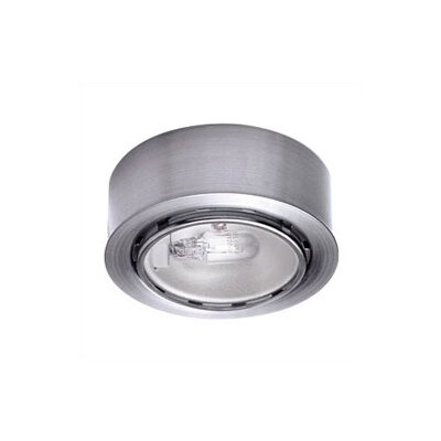 WAC Lighting Low Voltage Under Cabinet Round Puck Recessed Light