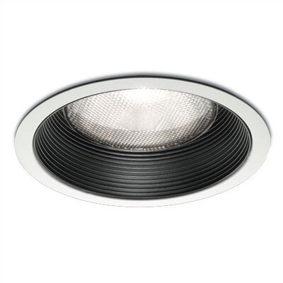 WAC Lighting 6&quot; Line Voltage Recessed Trim with Step Baffle