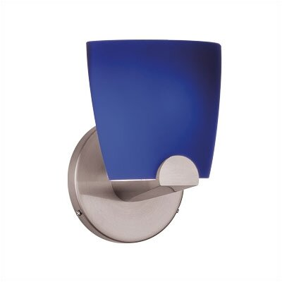 WAC Lighting Line Voltage Decorative Wall Sconce Base with Round Backplate