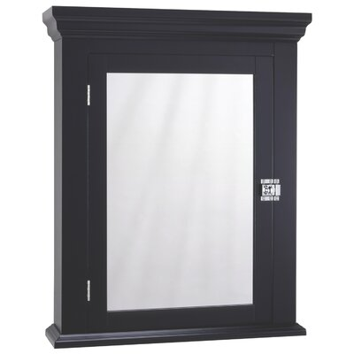"Zenith Products 22.25"" x 27.25"" Surface Mount Medicine Cabinet"