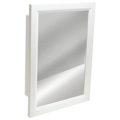 "Zenith Products 16.25"" x 22.5"" Medicine Cabinet"