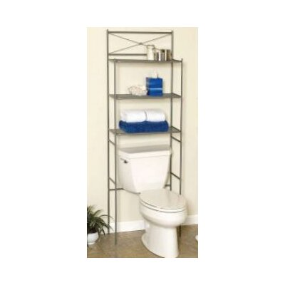 "Zenith Products 23.6"" x 65.6"" Bathroom Shelf"