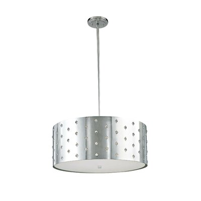 George Kovacs by Minka Bling Bling 4 Light Drum Pendant