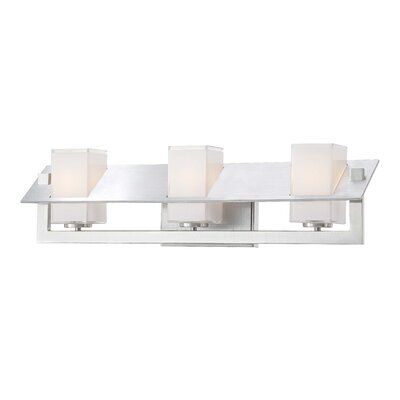 George Kovacs by Minka Tilt 3 Light Bath Vanity Light