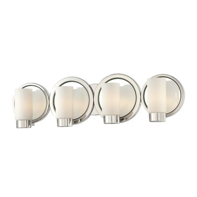 George Kovacs Next Port 4 Light Bath Vanity Light