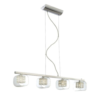 George Kovacs by Minka 4 Light Kitchen Island Pendant