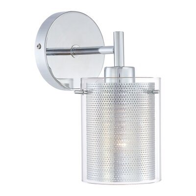 George Kovacs by Minka Grid II 1 Light Wall Sconce